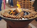 Feuer-Grill